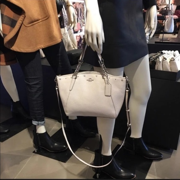 Authentic White Coach Shoulder Bag